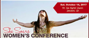 She Soars Conference 2017